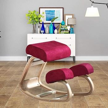 BesteWahl Microfiber Home Chair