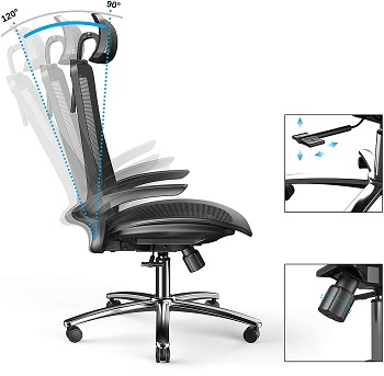 Bilkoh Ergonomic Desk Chair