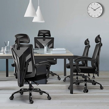 Cadcah Home Office Chair