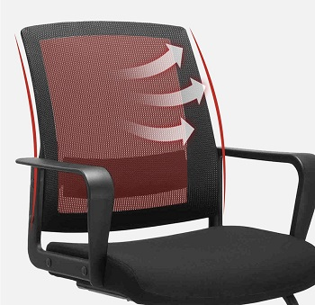 Clatina MC-1011P Guest Chair