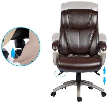 Comhoma Leather Office Chair