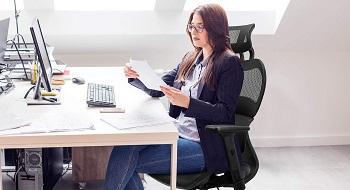 Ergosuit Ergonomic Office Chair