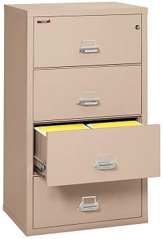FireKing Fireproof Lateral File Cabinet