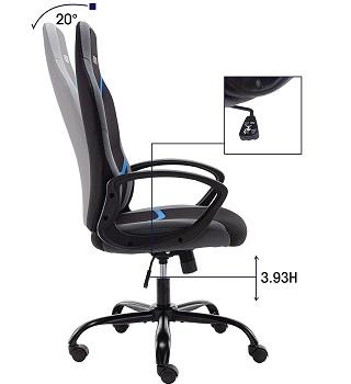 Furious 7705 Swivel Chair