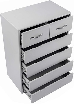 GLCHQ Storage Drawer File