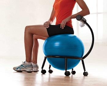 Gaiam Ballance Ball Chair
