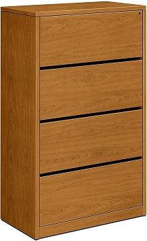 HON 4-Drawer Lateral File Cabinet