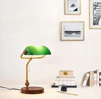 Hsyile Retro Table Lamp