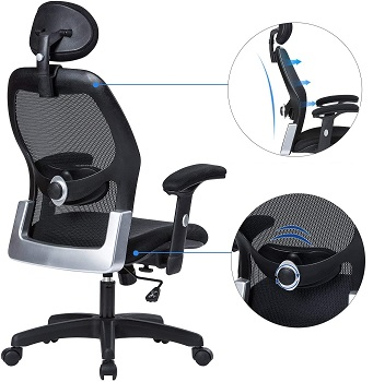 Lianfeng DS-W-42E Computer Chair