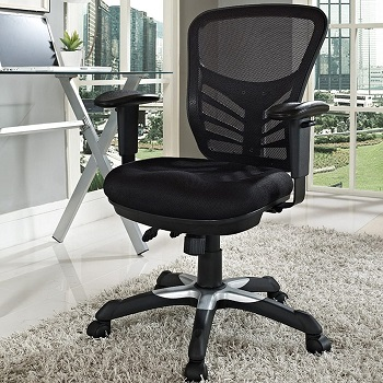 Modway EEI-757-BLK Articulate Chair