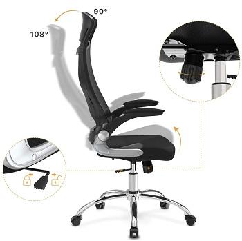 Natrke High-Back Office Chair