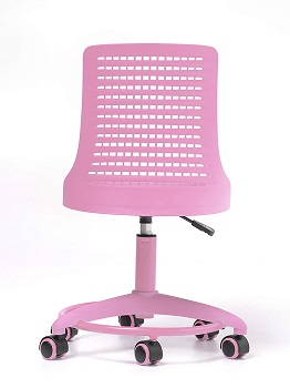 OfficeFactor Pink Home Chair