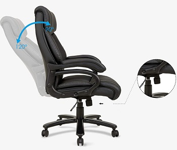 QCen Ergonomic Desk Chair