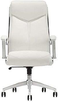 Realspace Bonded Leather Chair