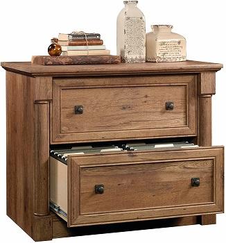 Sauder Palladia File Cabinet, Vintagee