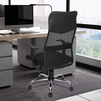 Scurrty High-Back Office Chair