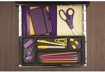 Space Solutions 3 Drawer File Cabinet with Pencil