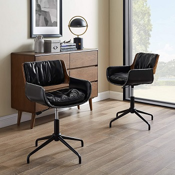 Volans Home Leather Chair