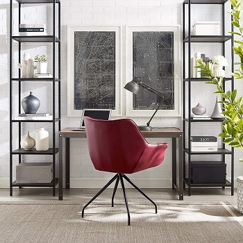 Volans Modern Mid-Back Chair