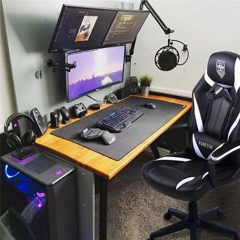 Vonesse VN100 Massage Computer Chair