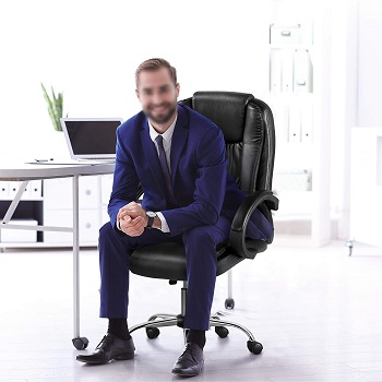 Yaheetech Ergonomic Office Chair