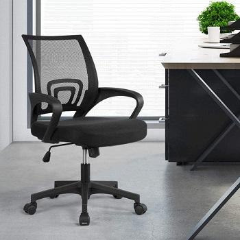 Yaheetech Home Office Desk Chair