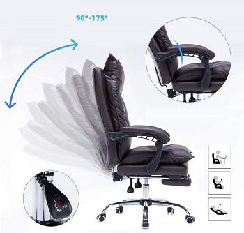 Yoleny High-Back Chair