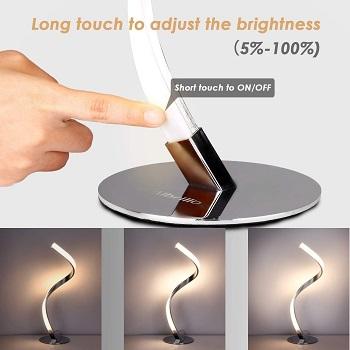 Albrillo Spiral Design LED