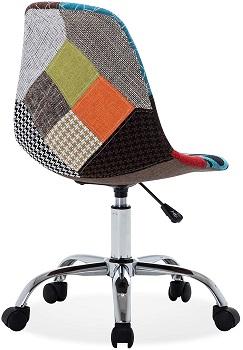 BELLEZE HG-14095 Linen Chair