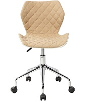 BEST ARMLESS COMFORTABLE AND STYLISH OFFICE CHAIR Summary