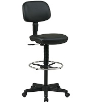BEST ARMLESS MOST COMFORTABLE DRAFTING CHAIR Summary