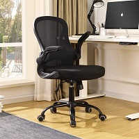 BEST ARMRESTS COMFORTABLE DESK CHAIR FOR SMALL SPACE Summary