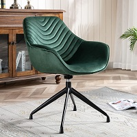 BEST ARMRESTS UPHOLSTERED DESK CHAIR WITHOUT WHEELS Summary
