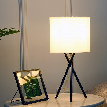 BEST-BEDSIDE-SMALL-DESK-LAMP-WITH-SHADE