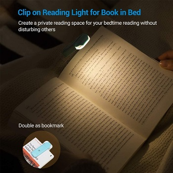 BEST BOOK RECHARGEABLE READING LIGHT