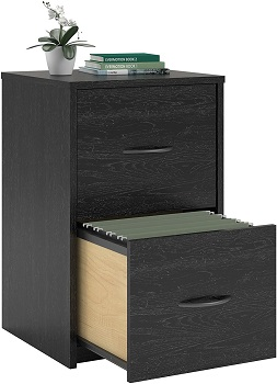 BEST CHEAP 2-DRAWER WOODEN FILING CABINET
