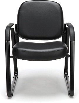 BEST CHEAP BLACK DESK CHAIR WITHOUT WHEELS