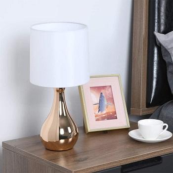 BEST CHEAP SMALL GOLD DESK LAMP
