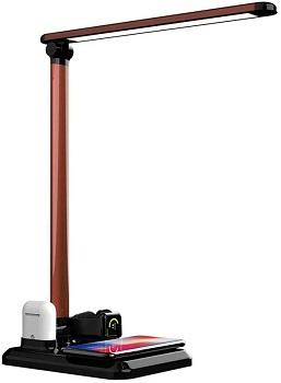 BEST DESK WIRELESS PHONE CHARGING LAMP