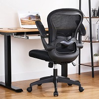 BEST ERGONOMIC COMFORTABLE DESK CHAIR FOR SMALL SPACE Summary