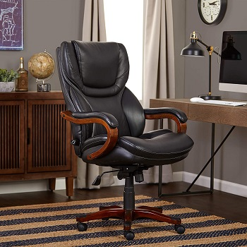 BEST ERGONOMIC MOST COMFORTABLE EXECUTIVE OFFICE CHAIR