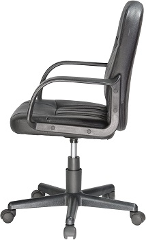 BEST ERGONOMIC MOST COMFORTABLE LEATHER OFFICE CHAIR