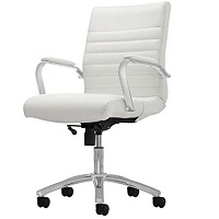 BEST-FOR-STUDY-COMFY-WHITE-OFFICE-CHAIR-Summary