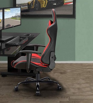 BEST FOR STUDY ERGONOMIC CHAIR WITH HEADREST