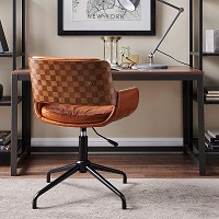 BEST FOR STUDY WOOD DESK CHAIR NO WHEELS Summary