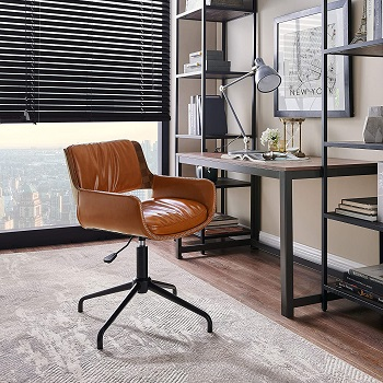 BEST FOR STUDY WOOD DESK CHAIR NO WHEELS