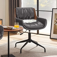 BEST HOME OFFICE ERGONOMIC DESK CHAIR WITHOUT WHEELS Summary