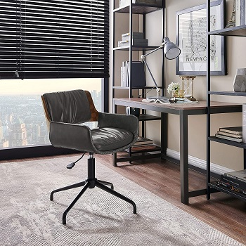 BEST HOME OFFICE ERGONOMIC DESK CHAIR WITHOUT WHEELS