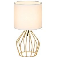 BEST LED SMALL GOLD DESK LAMP picks