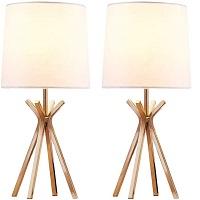 BEST MODERN SMALL GOLD DESK LAMP PICKS